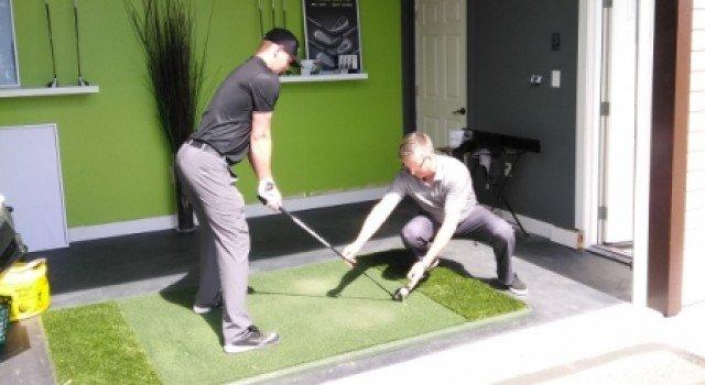 Private Golf Lessons Edmonton